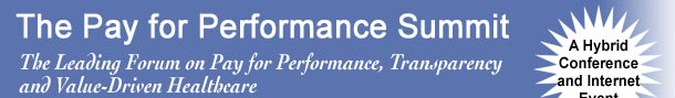 pay for performance healthcare conference